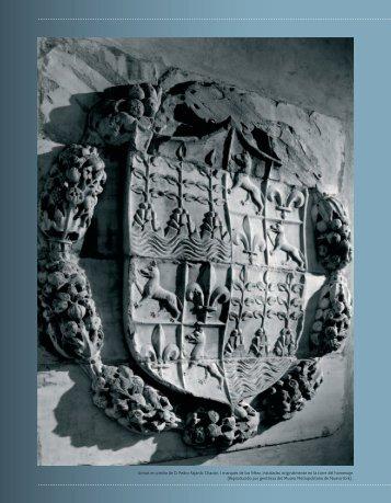 I. ANTECEDENTES, ORÍGENES Y VIDA PALACIEGA, siglos XV-XVII