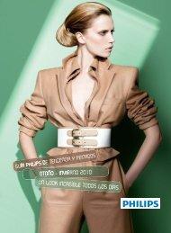 Guía Philips de Tendencia y Peinado Otoño-Invierno 2010