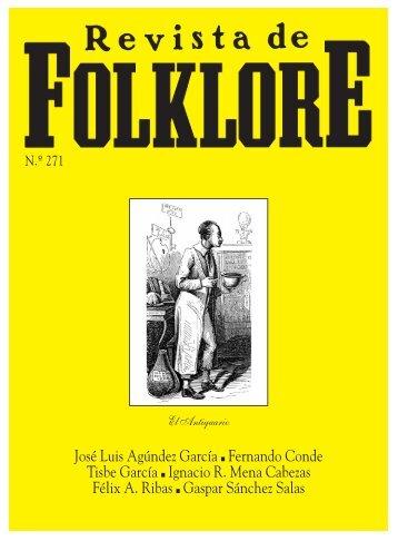 FOLKLORE-REVISTA N¼271 - Amazon Web Services