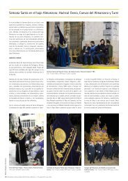 Semana Santa en el bajo Almanzora - IAPH. Instituto Andaluz del ...