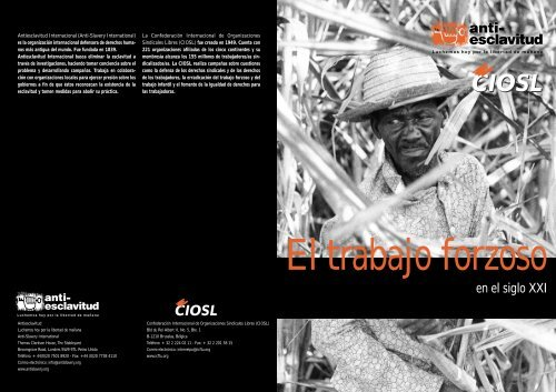 en el siglo XXI - Anti-Slavery International