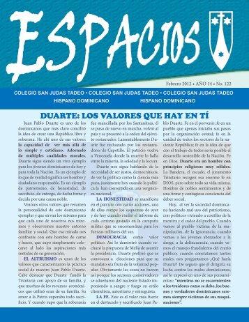 Febrero 2012 - Colegio San Judas Tadeo