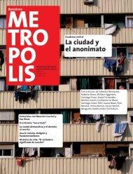 La ciudad y el anonimato - Ajuntament de Barcelona