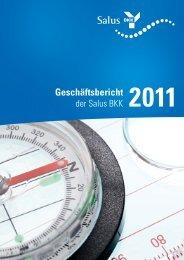Geschäftsbericht - Salus BKK