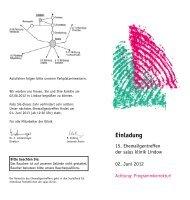 Wir wollten etwas weitergeben - salus kliniken GmbH
