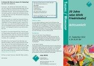 W - salus kliniken GmbH