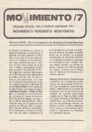 ORGANO OFICIAL DEL CONSEJO SUPERIOR ... - Ruinas Digitales