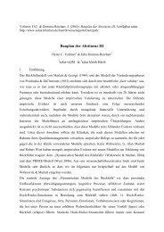 Vollmer, H.C. & Domma-Reichart, J. (2010). Bauplan - salus kliniken ...