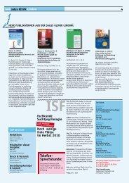 Telefon- Sprechstunde: - salus kliniken GmbH