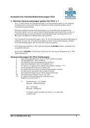 Europäische Standardüberweisungen ESU 1. - Raiffeisen Salzburg