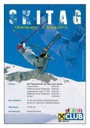 Preise: Ski-Tageskarte inkl. Bus und Jause Erwachsene - Raiffeisen ...