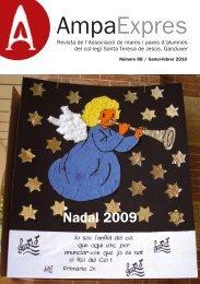 Nadal 2009 - AMPA Teresianas Ganduxer