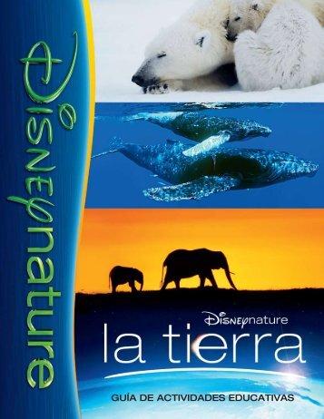 Guía de actividades educativas - Disney Latino