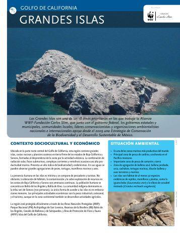 Grandes Islas Golfo de California - Carlos Slim