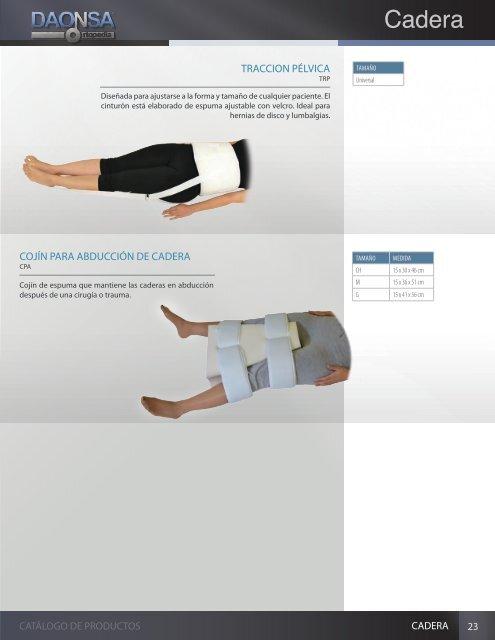 Catálogo Daonsa - Daonsa Ortopedia