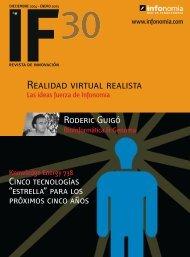 Realidad virtual realista - Infonomia