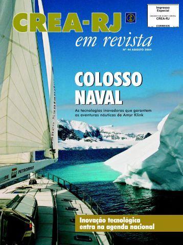 Revista 44 - Crea-RJ