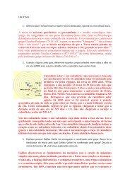 A teoria do universo geocêntrico ou geocentrismo é o modelo ...