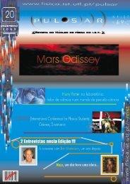 Entrevista ao Professor Alexandre Quintanilha - Pulsar - nfist