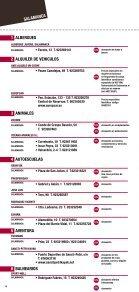 Descuentos Comerciales - Universidad de Salamanca - Page 4