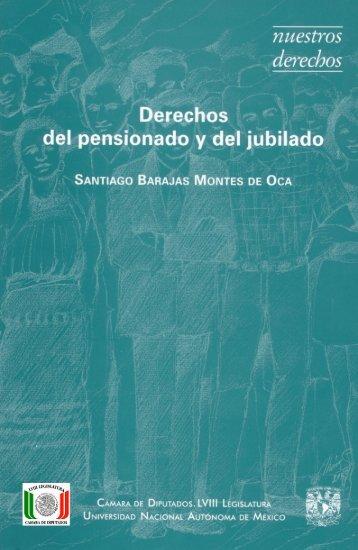 Del pensionado y jubilado - UNAM