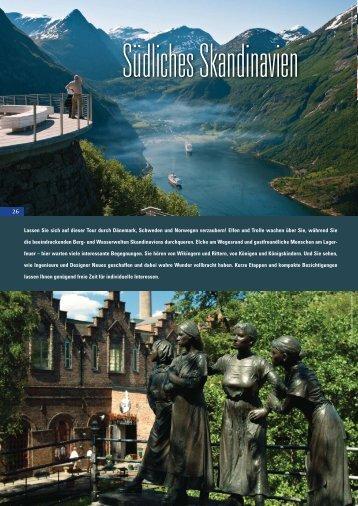 Lassen Sie sich auf dieser Tour durch Dänemark, Schweden und ...
