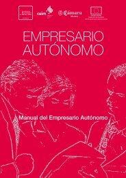 Manual del Empresario Autónomo - Cámara de Madrid