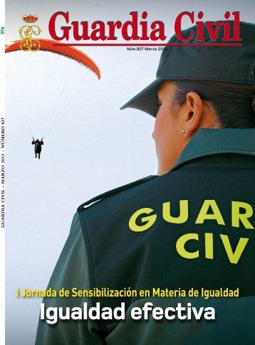 Igualdad efectiva - Guardia Civil