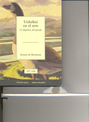 Urdaibai en el arte - La alquimia del paisaje - Kosme de ... - Busturia