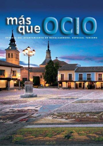 """""""Más que ocio"""", especial turismo. - Comunidad de Madrid"""