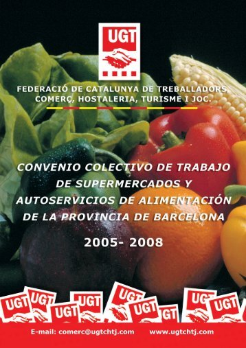 1. hoja super - Federació de Treballadors de Comerç, Hostaleria ...