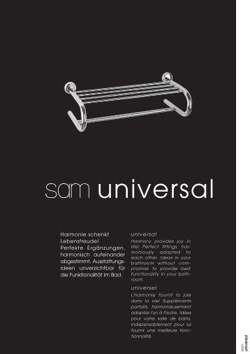 sam universal