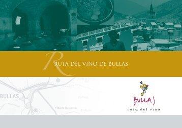 RUTA DEL VINO DE BULLAS - Turinea