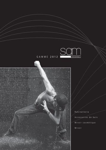 GAMME 2012 - sam Vertriebs GmbH + Co. KG
