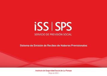 ¡SS SPS - ISS