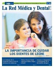 la importancia de cuidar los dientes de leche - Megasalud
