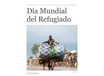 Día Mundial del Refugiado 2012 en México - Acnur