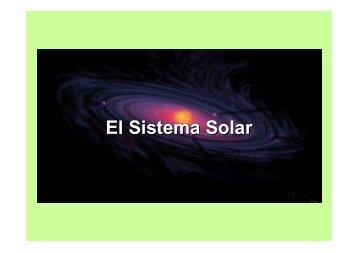 teorica sobre Origen del sistema solar-2009.pdf