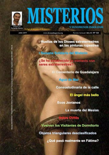 Núm.124 - Revista Misterios