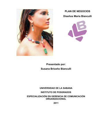 Susana Briceño Bianculli.pdf - Universidad de La Sabana