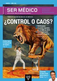¿CONTROL O CAOS? - Sindicato Médico del Uruguay