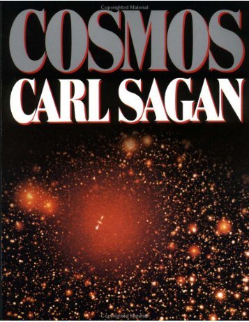 Cosmos—Carl-Sagan - NacidoAteo.com.ar