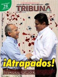 Atrapados! - Revista Tribuna de Sinaloa