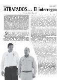 Atrapados! - Revista Tribuna de Sinaloa - Page 6