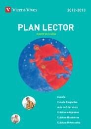 PLAN LECTOR - Vicens Vives