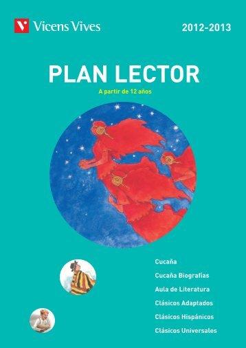 PLAN LECTOR - Vicens Vives