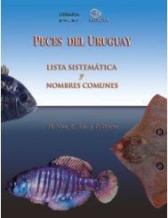 Peces del Uruguay - Dirección Nacional de Recursos Acuáticos