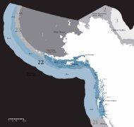 Pacífico de Alaska y de los fiordos