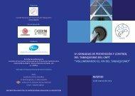 IV Jornada de Prevención y Control del Tabaquismo - CNPT