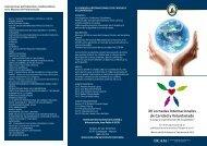 triptico jornadas volutariado 2013 - Universidad Católica San ...